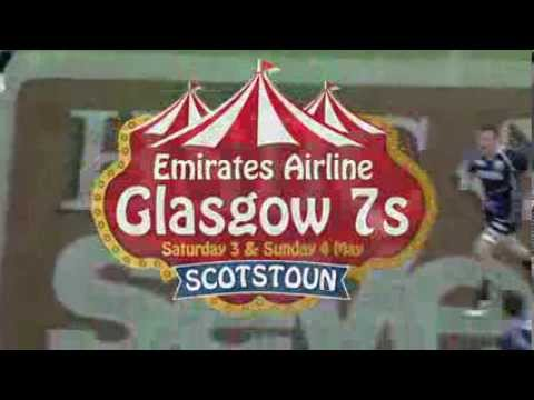 Emirates Airline Glasgow 7s 2014 - A Great Party Weekend!