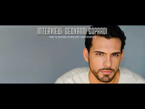 Interview: Actor Geovanni Gopradi 'The Haves and Have Nots'