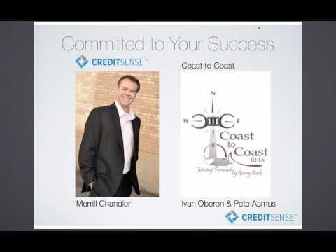 Credit Expert- 8 Steps to a 800 FICO w- Merrill Chandler and