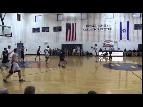 Gerstell Academy @ Beth Tfiloh Basketball