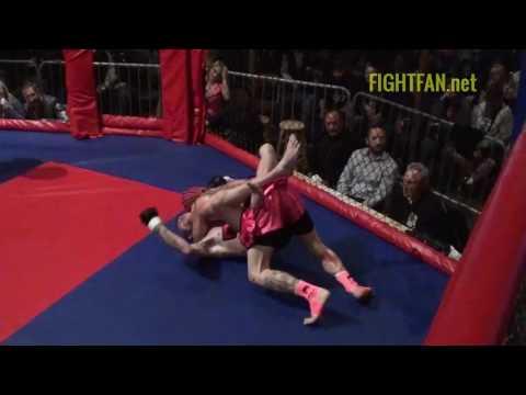 www.FIGHTFAN.net - Rob Fuller vs Bruce Martin