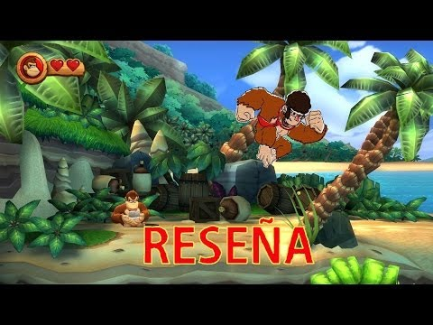 [Análisis Wii] Donkey Kong Country Returns