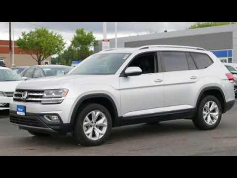 Used 2018 Volkswagen Atlas Saint Paul MN Minneapolis, MN #G87926M - SOLD