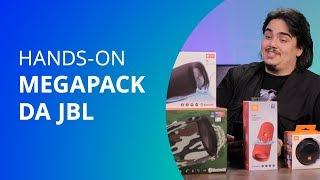JBL Charge 3, Flip 4, Xtreme, JBL Go ou Wind: qual modelo comprar?