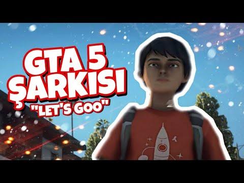 GTA 5 ŞARKISI   Grand Theft Auto Türkçe Rap