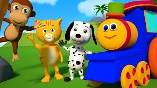 Bob The Train | We Go Song | Original Nursery Rhymes For Kids | Kids Songs by Bob The Train