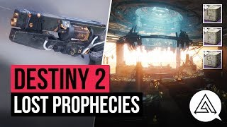 DESTINY 2 | Weapon Forge, Lost Prophecies & Heroic Adventures