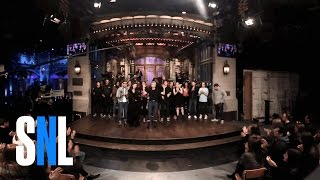 Creating Saturday Night Live: Goodnights (360°)
