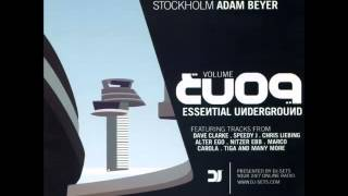 Adam Beyer - Essential Underground 9 - CD 2