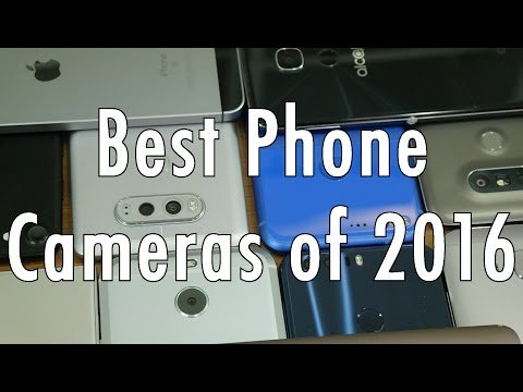 Top 5 Smartphone Cameras Of 2016: Best Mobile Photos And Video!   Pocketnow