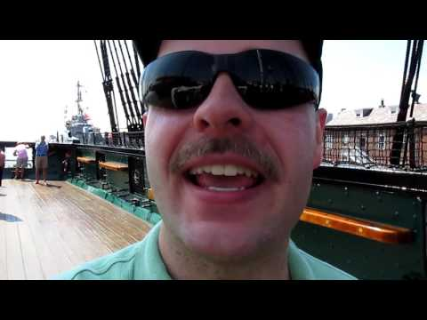 Let's Visit The USS Constitution Museum (Boston, MA)