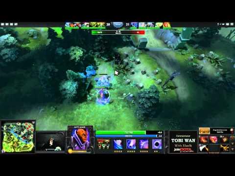 aL vs Na`Vi TD 11 Game 2