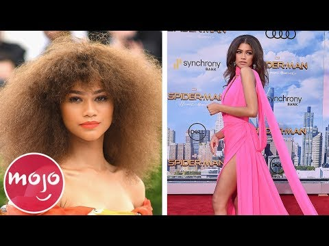 Top 10 Unforgettable Zendaya Red Carpet Looks