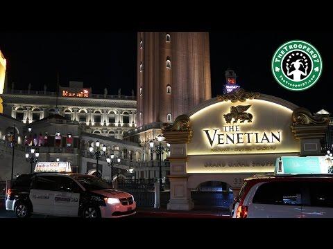 Night Time at The Venetian--Las Vegas