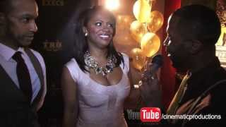 The Real Housewives of Atlanta - Kandi Burruss Speaks at 2Chainz Grammy Party
