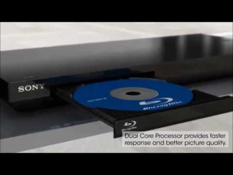 Sony BDPS790 3D Blu ray Player   WiFI Skype Netflix Enable
