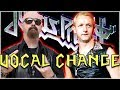 ROB HALFORD VOCAL CHANGE (1973 TO NOW) 45 Years!