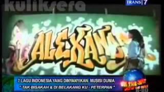 On The Spot Trans 7 - 7 Lagu Indonesia Yang Dinyanyikan Musisi Dunia