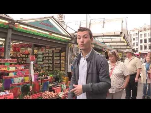 Amsterdam : vidéo des visites à faire en bateau, à vélo ou à pied
