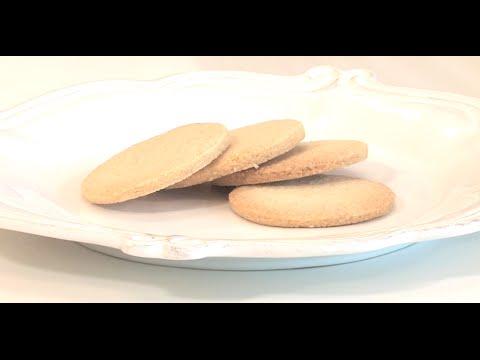 How to Make Gluten Free Rich Tea Biscuits