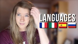 speaking french russian italian and spanish