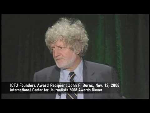 John Fisher Burns John F Burns America is a Shining Light on a Hill YouTube