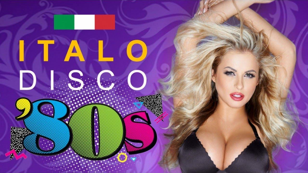 Italo Disco - 80's ( Original Hits Megamix)