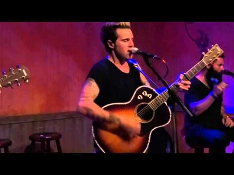 "Ryan Cabrera - ""House On Fire"" [Acoustic] (Live In San Diego 3-10-15)"