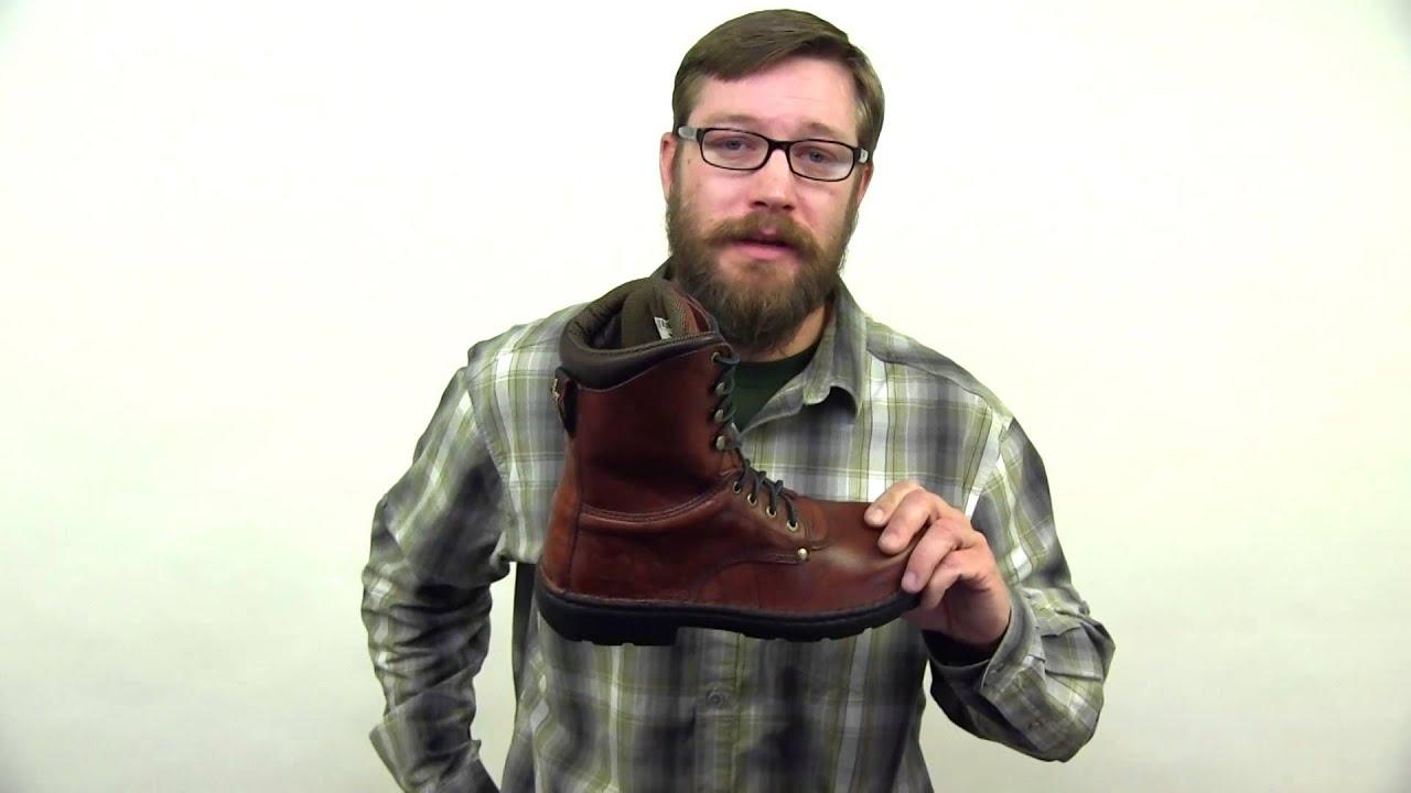 Georgia Eagle Light Work Boot Style