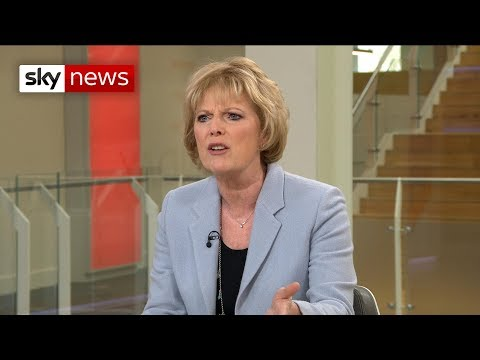 Brexit: Anna Soubry warns the Tory party is shifting to the extreme right