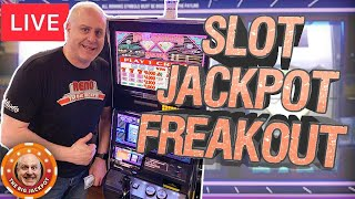 🔴 LIVE 160k SUBSCRIBER SLOT PLAY (FREAKOUT)