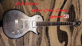 Guitar Crash Course 3    Chords and intro to Triads
