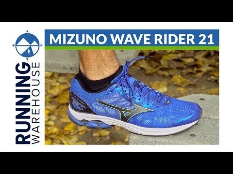 mizuno wave rider 21 dsw mens