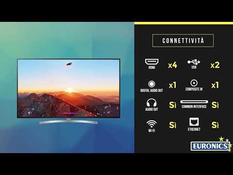 LG | TV LED SUHD | Nano Cell Smart TV 4K Cinema HDR Dolby Atmos | 55SK8100