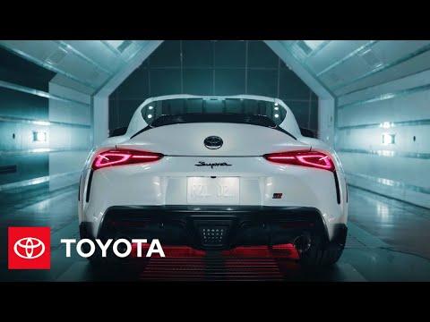 2022 GR Supra A91-CF First Look | Toyota