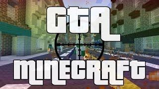 Minecraft GTA - Osa 17 - TIMANTTI ARMORIT!