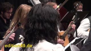 persischer Markt Ketelbey Persian Market Mandolin orchestra Ettlingen Estonia Boris Bagger