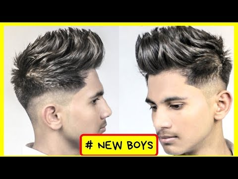 Indian Boys Haircut Hair Cutting Style Hairstyle Beard Style Indian Hair Transformation 2020 Youtube