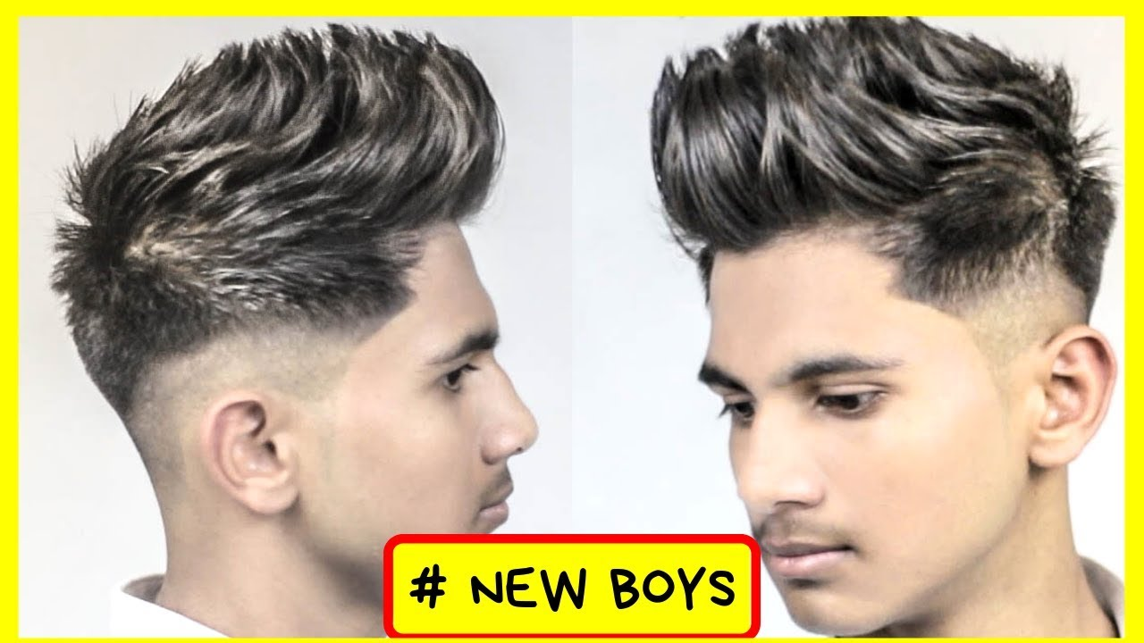 Haircut For Boys In India Hairstyle Boy Indian 2019 Haircut Boys 2019 Youtube
