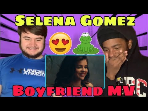 Selena Gomez - Boyfriend (Official Video) REACTION