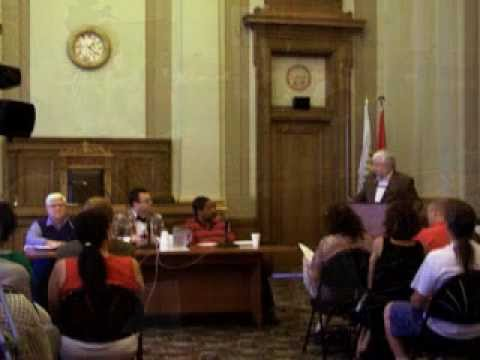 Youngstown City PUC Prt 4 Council Meeting July, 22, 2012, Rights-based Fracking Ban - PART 4 of 4