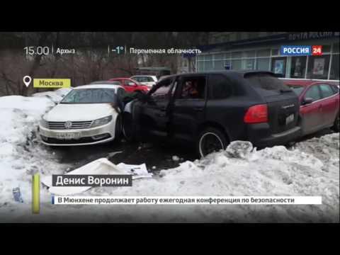 Смотреть Задержан водитель Porsche, устроивший смертельное ДТП в Москве онлайн