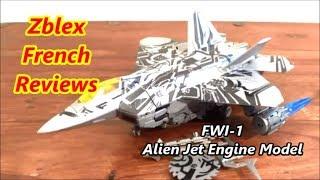 Video FWI-1 Alien Jet Engine Model For HTFD Leader Class Starscream download MP3, 3GP, MP4, WEBM, AVI, FLV Juli 2018