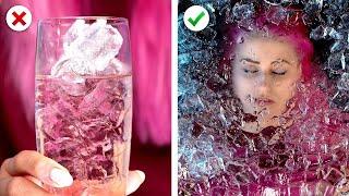 11 Creative & Fun Photo Ideas! DIY Photography Hacks