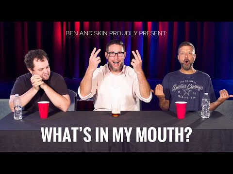 The Soda Challenge Part 1 || What's In My Mouth?
