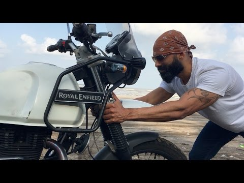 Royal Enfield Himalayan | Overview | Motovlog Style