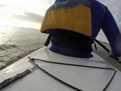 Epic V8 Offshore breakers-ocean ski