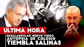 TIEMBLA SALINAS!! SE DESCLASIFICA NUEVO VIDEO DE LA AUT0PSI´A A COLOSIO AMLO EN P3LIGR.0?