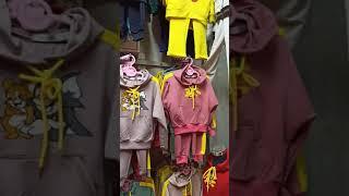 Видео Дордой.Пошив Киргизия.Детские костюмчики. Размеры  от 1 года . Оптом.