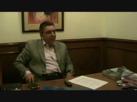 Interview with Mr Jose Eduardo Costas VP EMBRAER PART 1